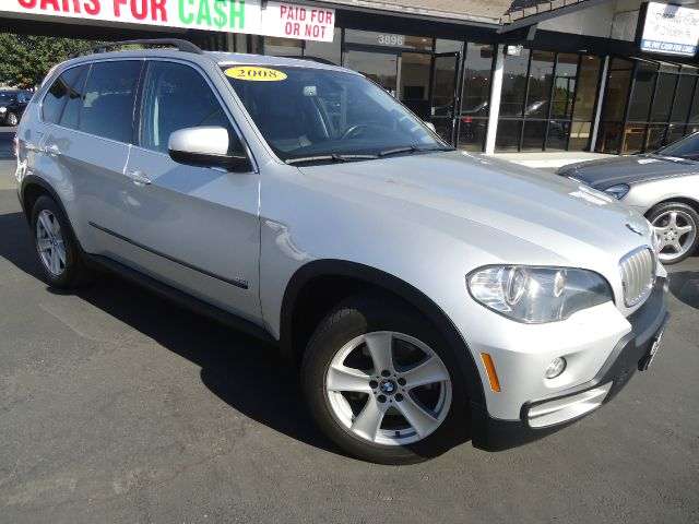 2008 BMW X5 48I AWD SUV silver loaded  navigation systemsport packagepremium package