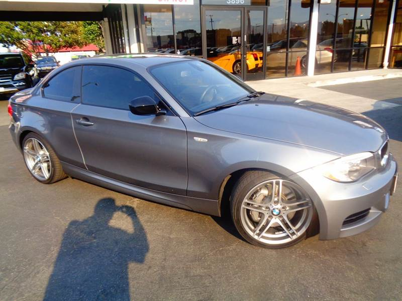 2013 BMW 1 SERIES 135IS 2DR COUPE gray 2-stage unlocking doors abs - 4-wheel active head restra