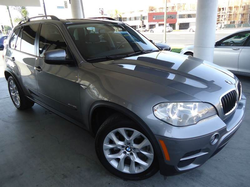 2012 BMW X5 XDRIVE35I SPORT ACTIVITY AWD 4DR gray 1 owner clean carfax loaded with navigatio
