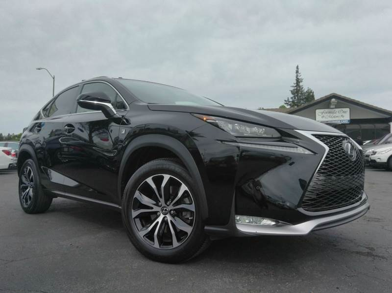 2015 LEXUS NX 200T F SPORT AWD 4DR CROSSOVER obsidian black this is a 1 owner vehicleclean car