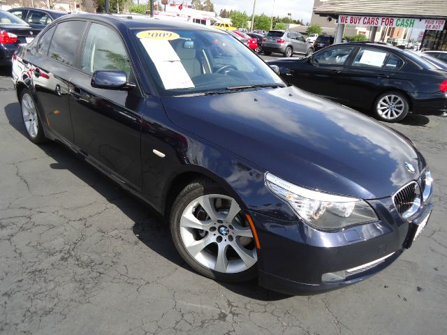 2009 BMW 5 SERIES 535I blue 535i 4d sedan 30l 6-cylinder dohc 24v twin turbocharged 6-speed au