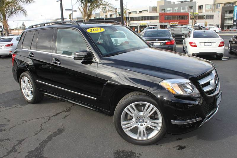 2014 MERCEDES-BENZ GLK GLK350 4DR SUV black 2-stage unlocking doors abs - 4-wheel active head re
