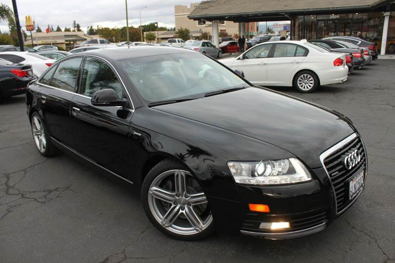 2010 AUDI A6 30T QUATTRO PRESTIGE AWD 4DR SE black 2-stage unlocking doors 4wd type - full time