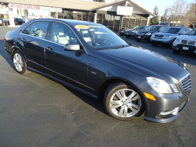 2012 MERCEDES-BENZ E-CLASS E350 BLUETEC SPORT 4DR SEDAN gray one of a kind blue tech vehicle di