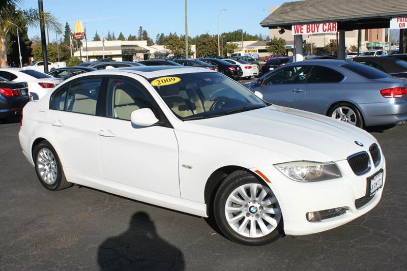 2009 BMW 3 SERIES 328I 4DR SEDAN SULEV SA white 2-stage unlocking doors abs - 4-wheel active he