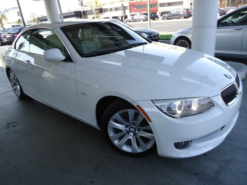 2012 BMW 3 SERIES 328I 2DR CONVERTIBLE SULEV white 2-stage unlocking - remote abs - 4-wheel act