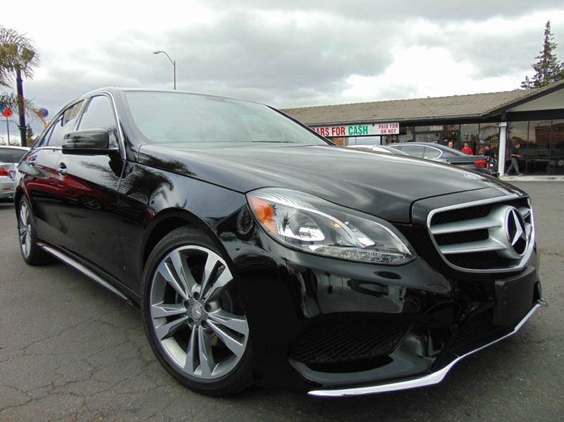2014 MERCEDES-BENZ E-CLASS E 350 SPORT 4DR SEDAN black 2-stage unlocking doors abs - 4-wheel act