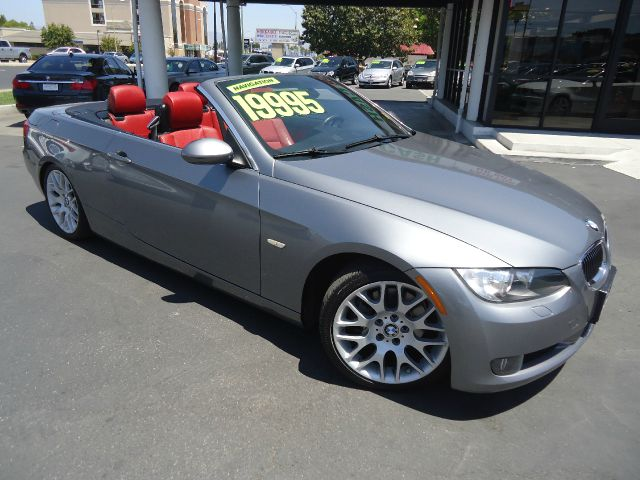 2007 BMW 3 SERIES 328I 2DR CONVERTIBLE gray clean car fax sport navigationpremium pkg