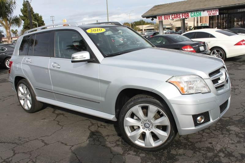 2010 MERCEDES-BENZ GLK GLK 350 4DR SUV silver 2-stage unlocking doors abs - 4-wheel active head