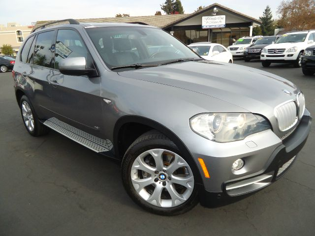 2008 BMW X5 48I space gray metallic one owner clean car fax california unitall you want in your