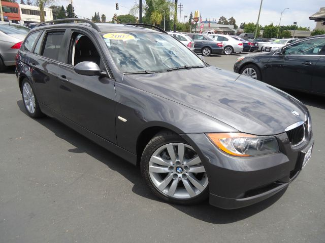 2007 BMW 3 SERIES 328I 4DR WAGON gray clean california title loaded with sport packgae premui