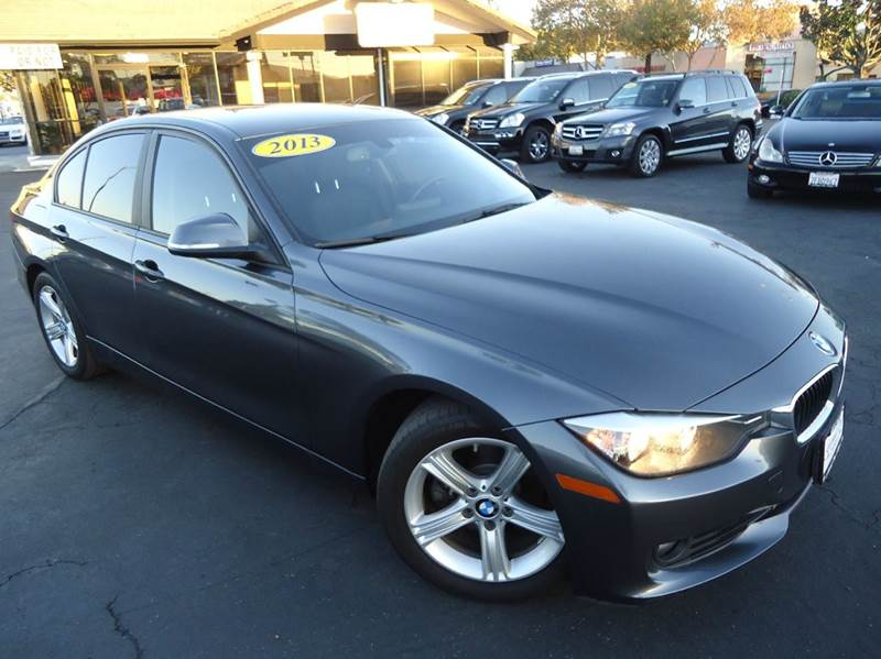 2013 BMW 3 SERIES 328I 4DR SEDAN SULEV gray clean carfax  1 owner 4 cylinder luxurious and affo