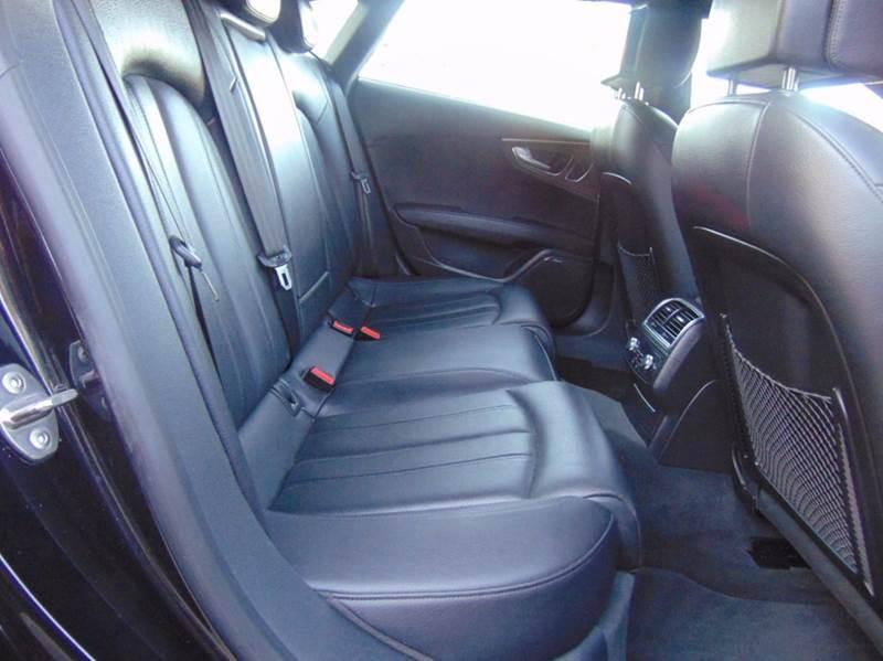 2014 AUDI A7 3.0T QUATTRO PRESTIGE AWD 4DR SP