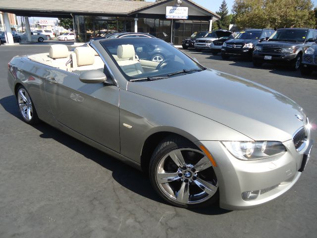 2008 BMW 3 SERIES 328I 2DR CONVERTIBLE pewter enjoy california weather with a beautiful hard top c