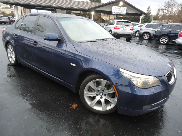 2008 BMW 5 SERIES 535I SEDAN LUXURY blue well maintained vehicle clean carfax this 2008 bmw 535i