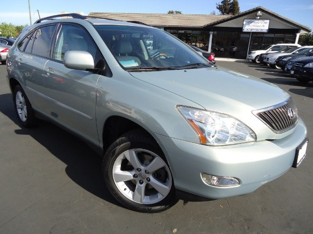 2005 LEXUS RX 330 FWD bamboo pearl beautiful metallic color well kept perfect carfax this car lo