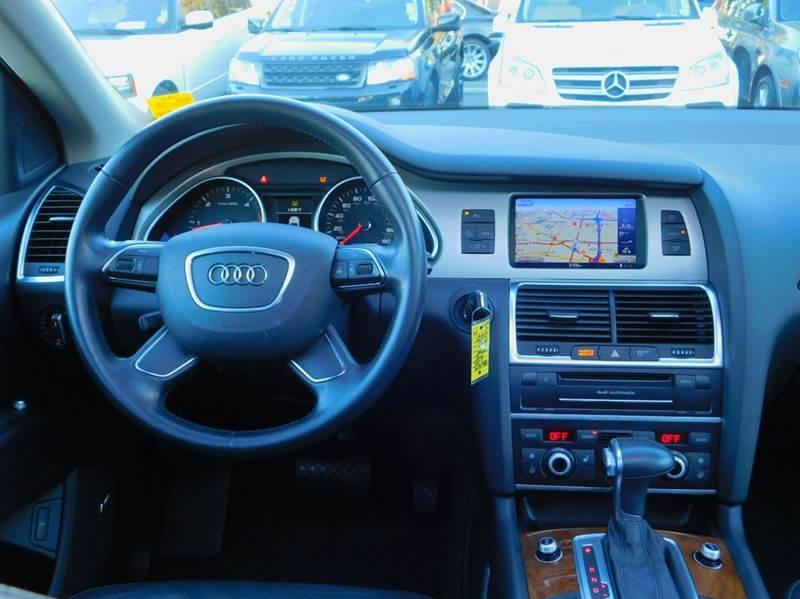 2015 AUDI Q7 30 QUATTRO TDI PREMIUM PLUS AWD white 2-stage unlocking doors 4wd type - full time