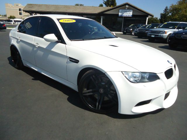2008 BMW M3 BASE 4DR SEDAN white new arrival  beatiful e90 m3 6 speed manual transmission with