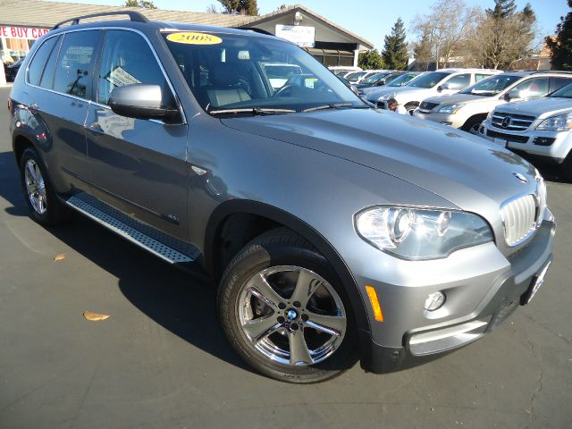 2008 BMW X5 48I gray one owner car clean carfax 3rd row seat fully loaded must see and test drive