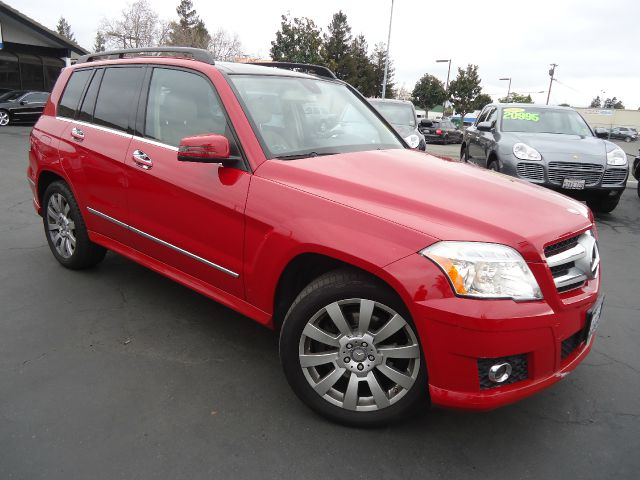 2011 MERCEDES-BENZ GLK-CLASS GLK350 4DR SUV red new arrival 2011 mercedes-benz glk 350 equipped