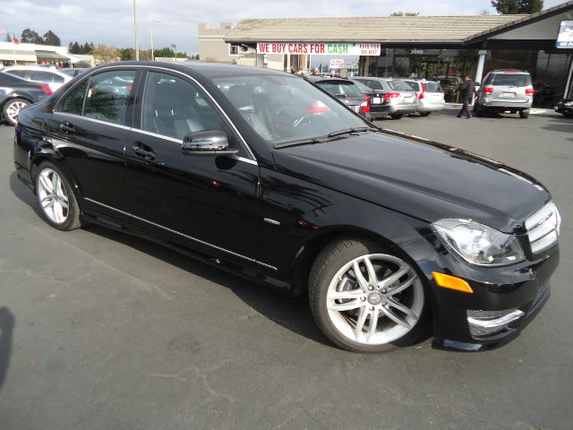2012 MERCEDES-BENZ C-CLASS C250 SPORT 4DR SEDAN black new arrival 1-owner california vehicle th