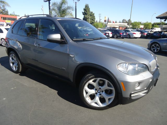 2008 BMW X5 48I AWD SUV gray fully loaded navigation  dvd playersport package pr