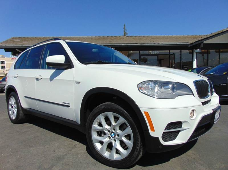 2013 BMW X5 XDRIVE35I AWD 4DR SUV white 2-stage unlocking doors 4wd type - full time abs - 4-whe