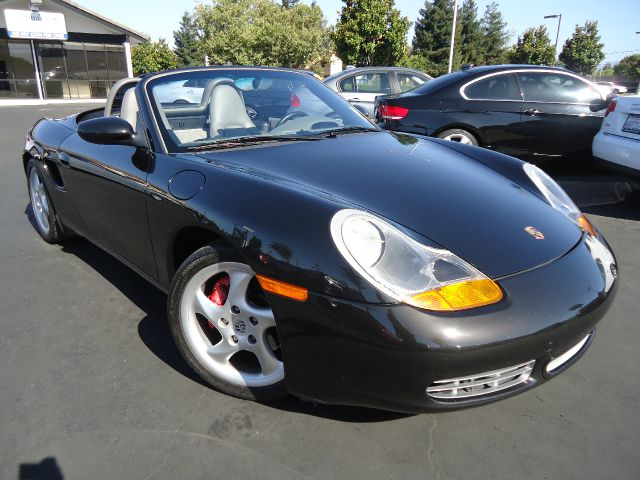 2001 PORSCHE BOXSTER S black the s type you were looking for just got herecome in and try a uniqe