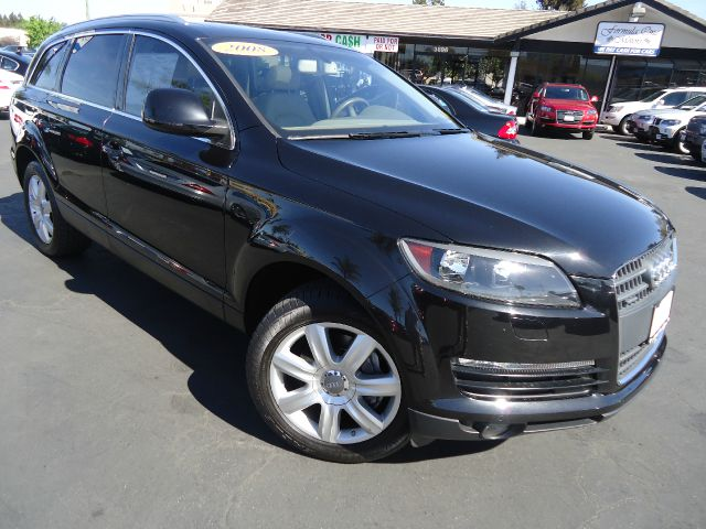 2008 AUDI Q7 36 QUATTRO PREMIUM phantom black pearl efect panorama sunroof - glass electric tilti