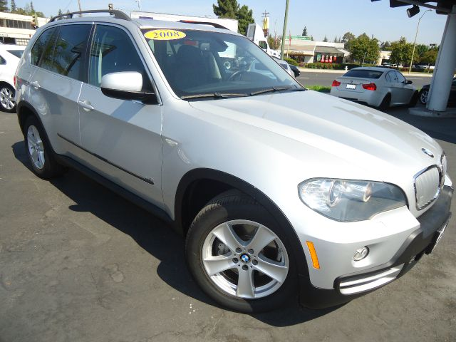 2008 BMW X5 48I AWD SUV silver new in our inventory fully loaded with navigation system premi