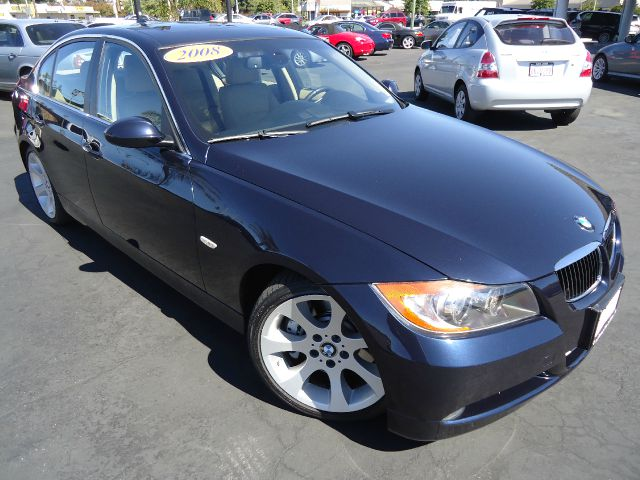 2008 BMW 3 SERIES 335I monaco blue clean car fax one owner california unitthe elegant color combi