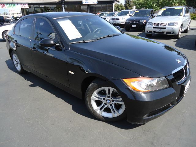 2008 BMW 3 SERIES 328I jet black on board navigation system with voice re - navigational systems