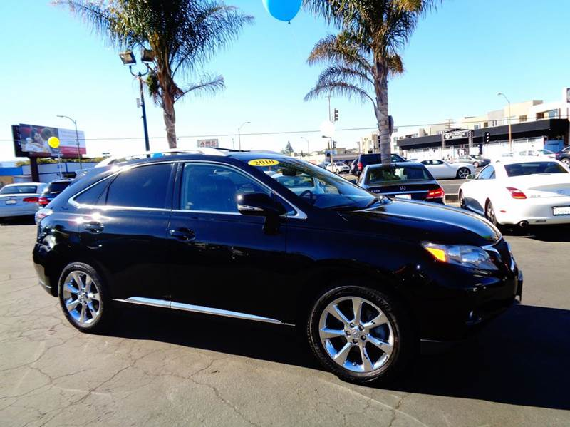 2010 LEXUS RX 350 4DR SUV dark blue reliable family car  loaded  navigation  rear view ca