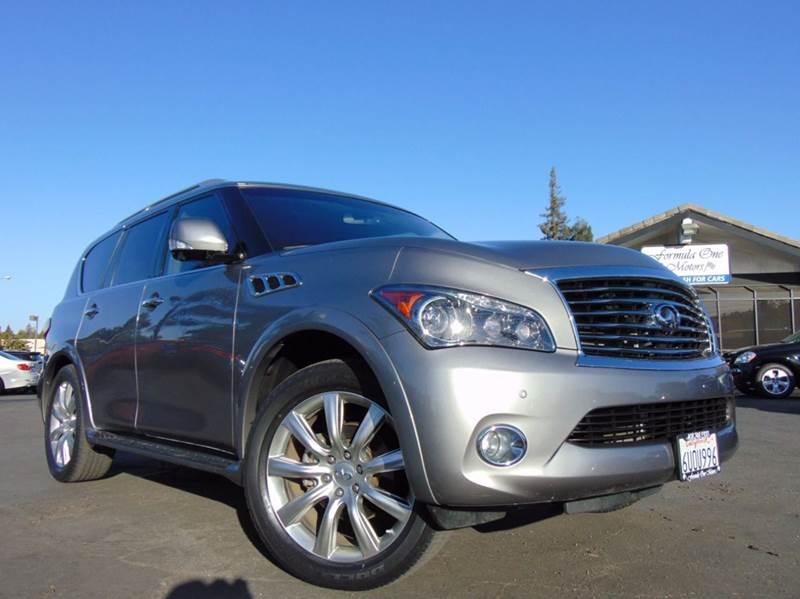2011 INFINITI QX56 BASE 4X2 4DR SUV W SPLIT BENCH silver 2-stage unlocking doors abs - 4-wheel