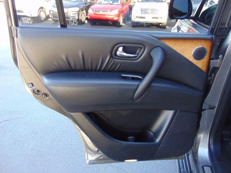 2011 INFINITI QX56 BASE 4X2 4DR SUV W/ SPLIT BENCH