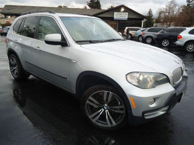 2007 BMW X5 48I AWD 4DR SUV silver new arrival california vehicle this 2007 bmw x5 is loaded