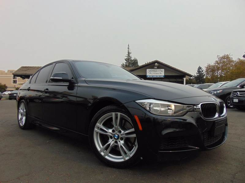 2014 BMW 3 SERIES 328I 4DR SEDAN M SPORT black 2-stage unlocking doors abs - 4-wheel active head
