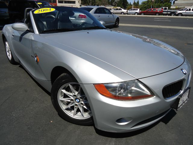 2004 BMW Z4 25I silver clean car fax california carpremium pkgpower top in very good condition