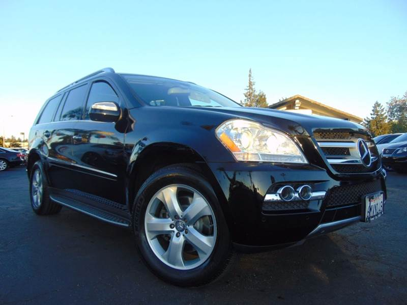 2010 MERCEDES-BENZ GL-CLASS GL 450 4MATIC AWD 4DR SUV black 2-stage unlocking doors 4wd type - fu