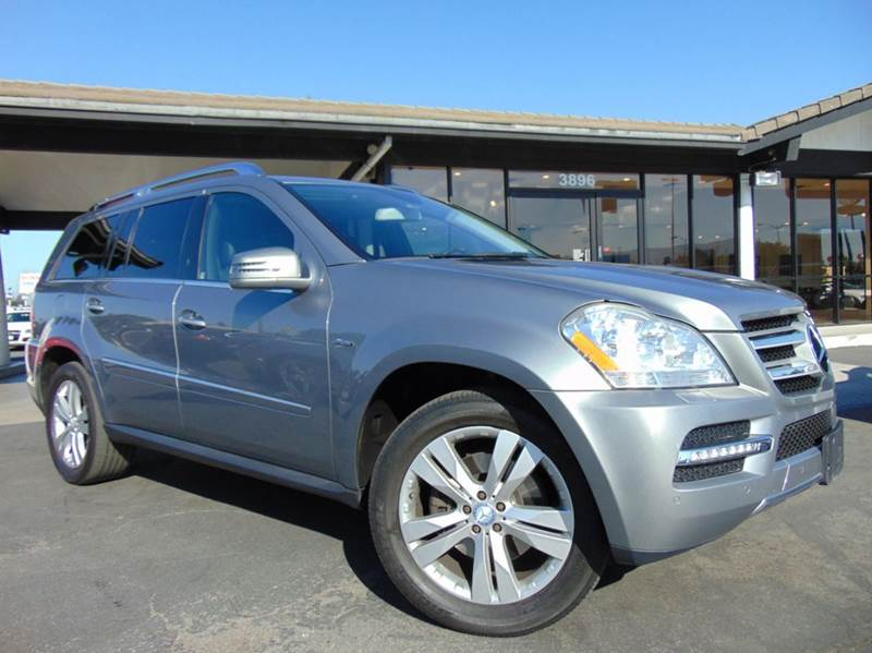 2012 MERCEDES-BENZ GL-CLASS GL 350 BLUETEC AWD 4MATIC 4DR SU gray 2-stage unlocking doors 4wd typ