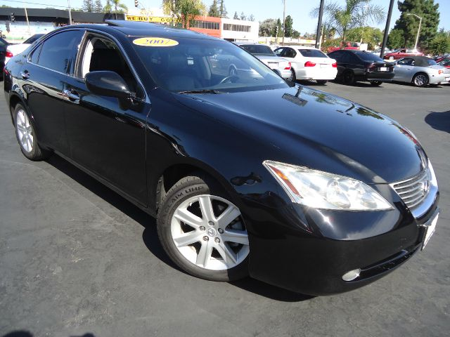 2007 LEXUS ES 350 SEDAN blk clean car fax california car in a very good conditioncome in and try
