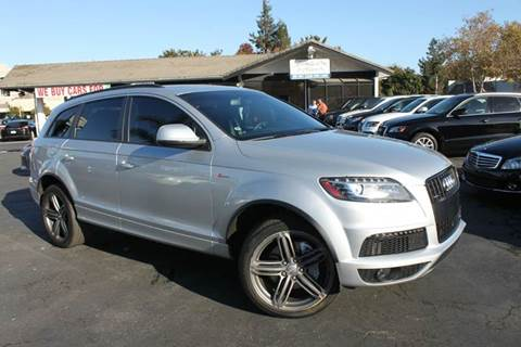 Used audi q7 for sale in san jose 11