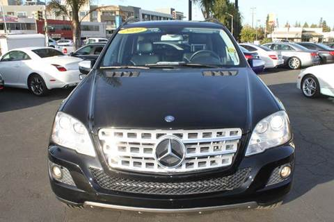 2010 mercedes benz m class for sale california for 2010 mercedes benz m class for sale
