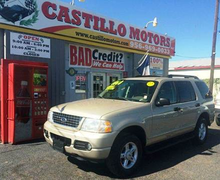 2005 Ford Explorer for sale in Weslaco, TX