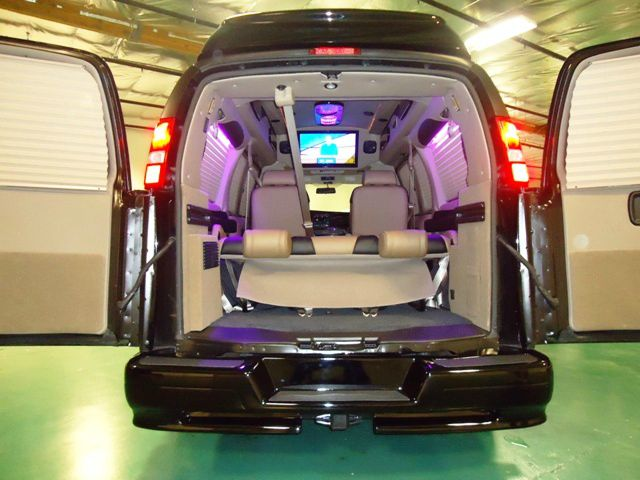 Find New 7 PASSENGER Custom Conversion Van LOADED In Phoenix Arizona United States For US 5190000