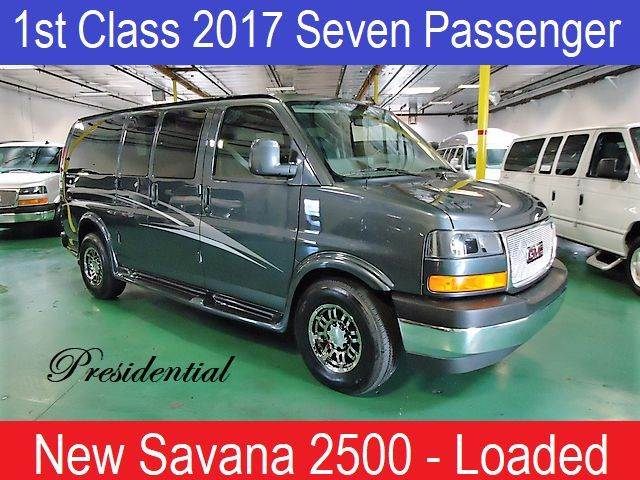 2017 GMC Savana Passenger For Sale In Phoenix AZ