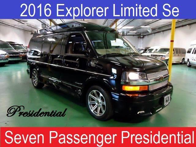 2016 Chevrolet Express Passenger For Sale In Phoenix AZ