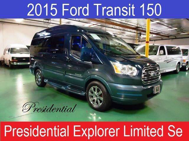 2015 Ford Transit For Sale In Phoenix AZ