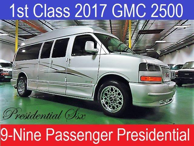2017 GMC Savana Passenger For Sale In Phoenix AZ