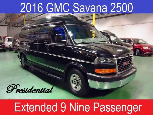 2016 GMC Savana Passenger For Sale In Phoenix AZ